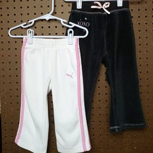 Other - Velour Pants (18M)